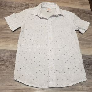 Sz. 5 Boys button down shirt